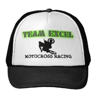 quan c, whip, MOTOCROSS RACING Trucker Hat