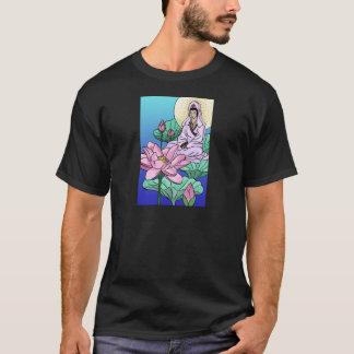 Quan Yin (Kuan Yin) in the Lotus T-Shirt