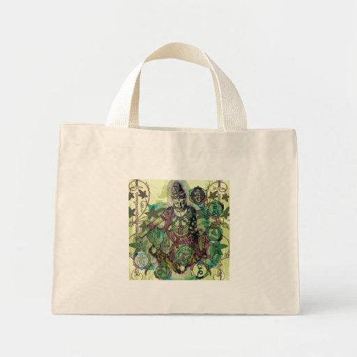 Quan Yin Mini Tote Mini Tote Bag