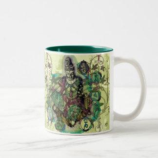 Quan Yin Coffee Mug