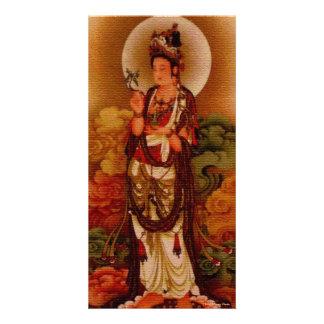 Quan Yin Photo Card