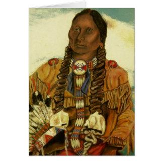 Quanah Parker Card