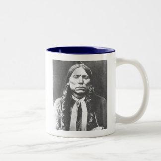Quanah Parker- Comanche Mug