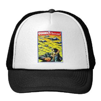 Quand? Cest A Vows! Trucker Hat