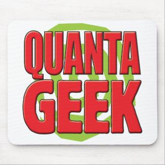 Quanta Geek Mouse Pad