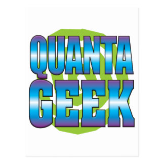 Quanta Geek v3 Postcard