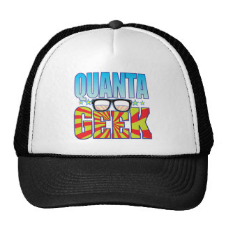 Quanta Geek v4 Trucker Hat