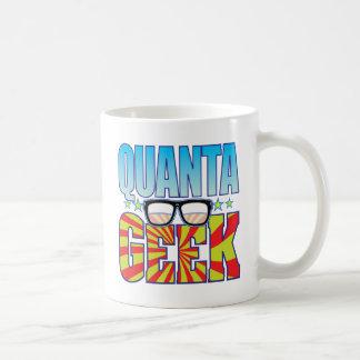 Quanta Geek v4 Classic White Coffee Mug