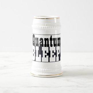 Quantum BLEEP! 18 Oz Beer Stein