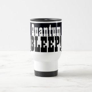 Quantum BLEEP! Travel Mug