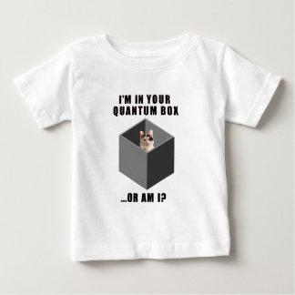 Quantum Cat Baby T-Shirt