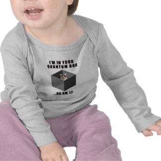 Quantum Cat T Shirt