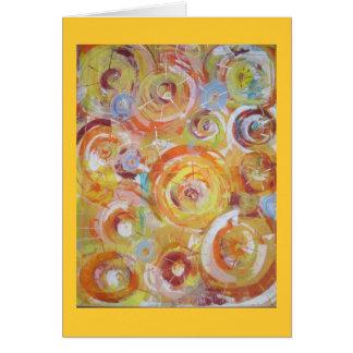 Quantum Circles 2 Card