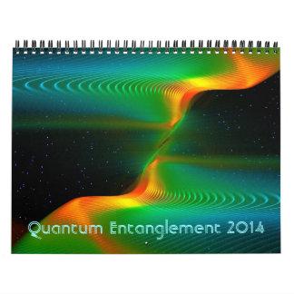 Quantum Entanglement 2014 Calendar