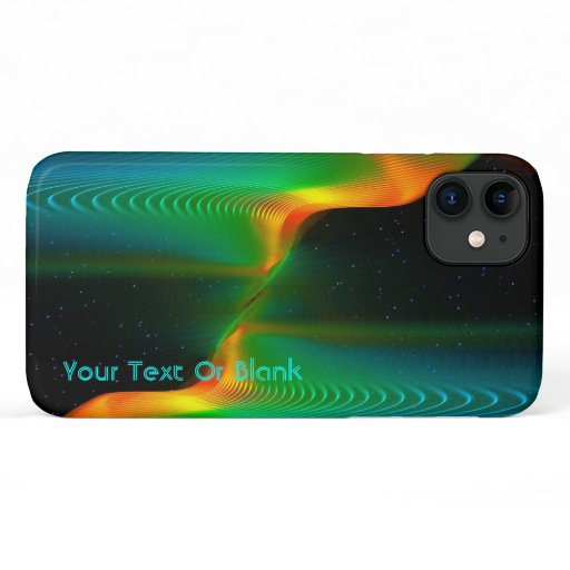 Quantum Entanglement iPhone 11 Case