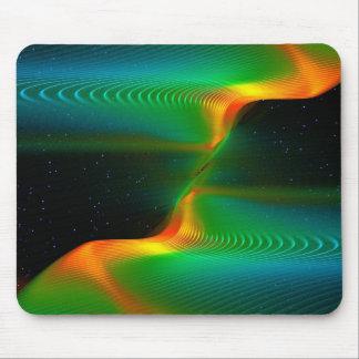 Quantum Entanglement Mouse Pad