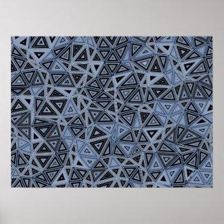 Quantum Geometry 2 Print print