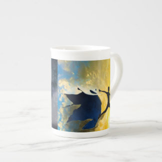 Quantum Jumps china cup
