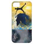 Quantum Jumps iPhone 5/5S Barely There iPhone 5 Cover