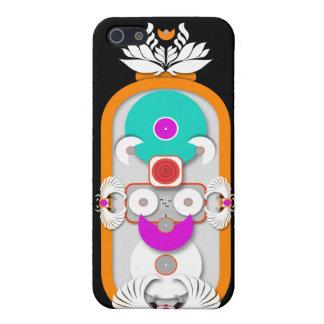 Quantum Loop DJ Cartouche Case For iPhone SE/5/5s