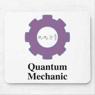 quantum mechanic mouse pad