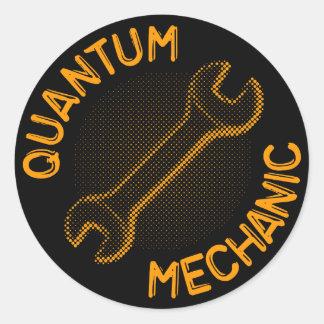Quantum Mechanic Stickers