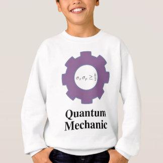 quantum mechanic sweatshirt