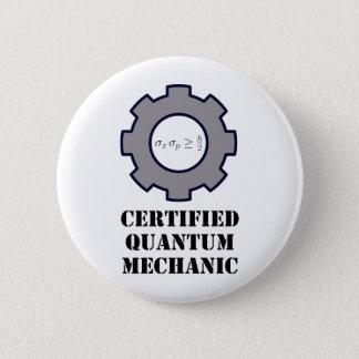 quantum mechanic, uncertainty principle button