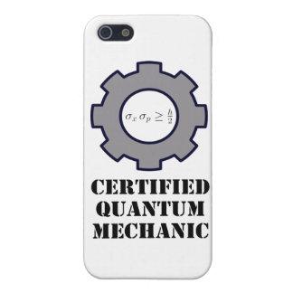quantum mechanic, uncertainty principle iPhone SE/5/5s cover