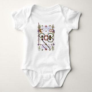 Quantum Mechanics Baby Bodysuit