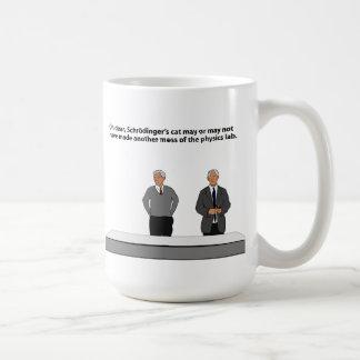 Quantum Mechanics Coffee Mug