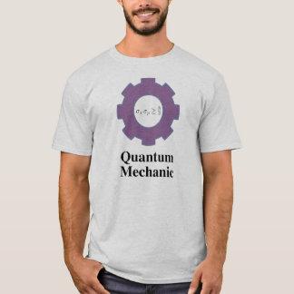 quantum mechanics, front and back T-Shirt