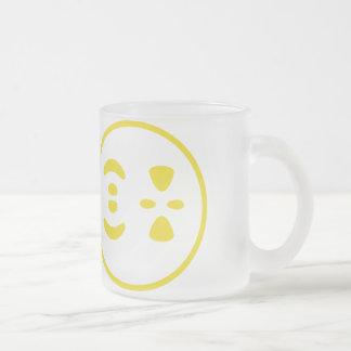 Quantum mechanics: I sooo get it Frosted Glass Coffee Mug