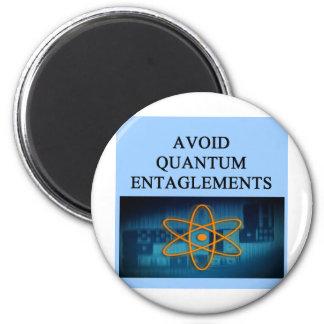 QUANTUM mechanics. Magnet