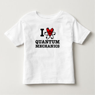 Quantum Mechanics Toddler T-shirt