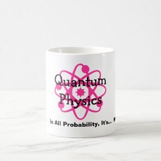 Quantum Physics Coffee Mug