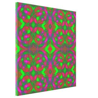 Quantum Portal A Canvas Print