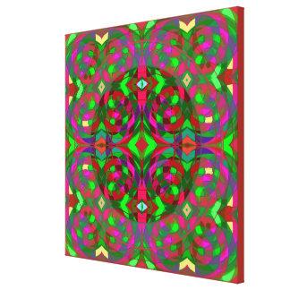 Quantum Portal B Canvas Print