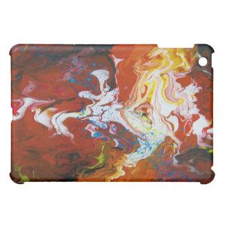 Quantum Singularity- Red Cover For The iPad Mini