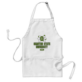 Quantum State University Adult Apron