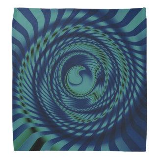 quantum stripes 1 bandana
