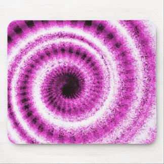 quantum stripes 6 mouse pad
