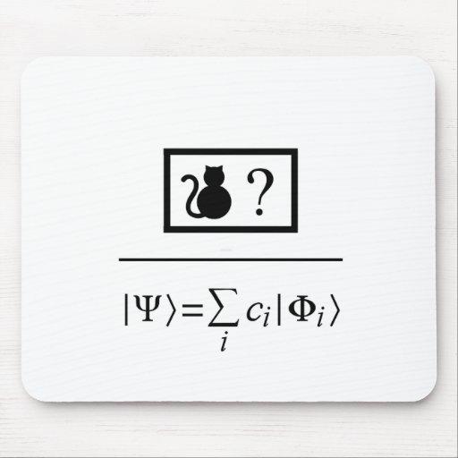 Quantum Superposition Mouse Pad