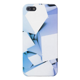 Quantum Technology as a Abstract Concept Art Cover For iPhone SE/5/5s