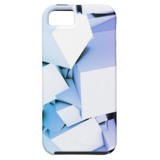 Quantum Technology as a Abstract Concept Art iPhone SE/5/5s Case