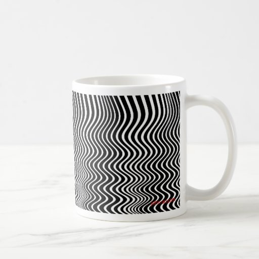 quantum waves mug