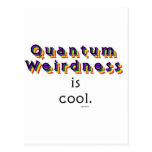 Quantum Weirdness Post Card
