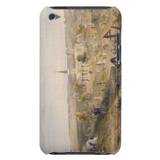 Quarantine Cemetery and Church, plate from 'The Se iPod Touch Case-Mate Case