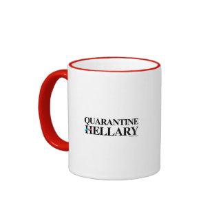 Quarantine Hellary Mugs