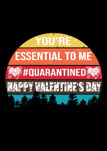 Quarantined Valentines Day Card 15
